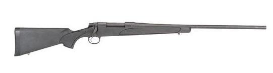 Rifle de cerrojo Remington 700 ADL sintético.