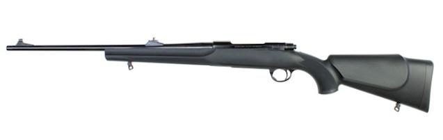 Rifle de cerrojo Sabatti Rover 870 sintético.