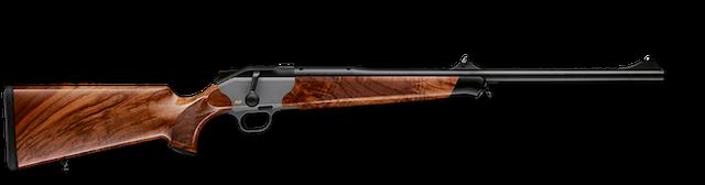 Rifle de cerrojo rectilíneo Blaser R8 Standard.