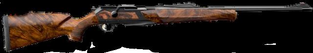 Rifle de cerrojo rectilíneo Browning Maral Montecarlo Grade 5