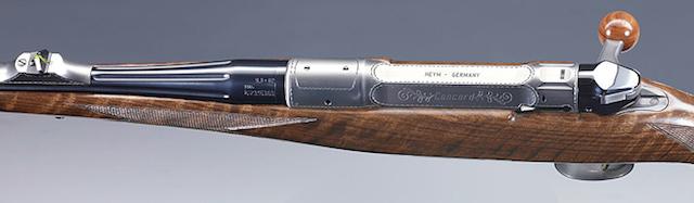 Rifle de cerrojo rectilíneo Heym SR30 Concord