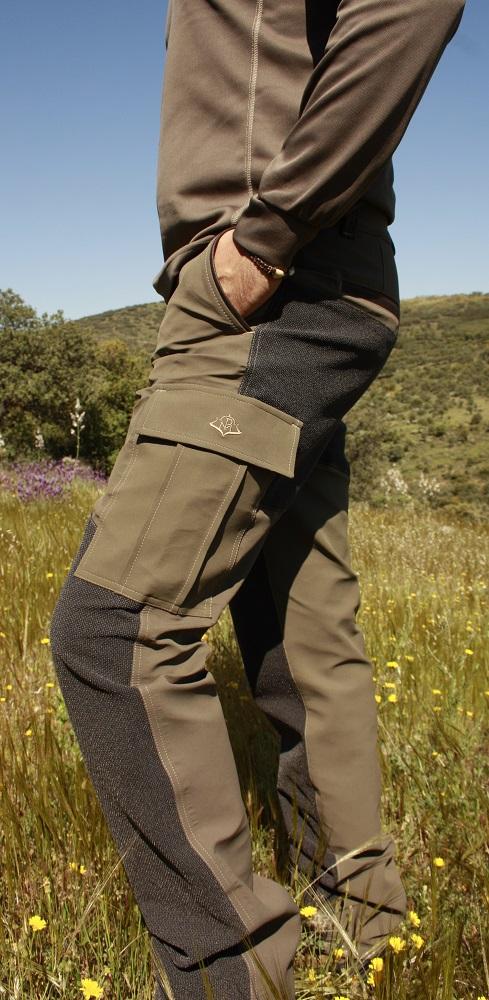 Pantalón técnico de caza Pasión Morena WildLife.