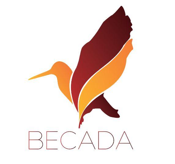 Logotipo de Becada, la aplicación que nos permitirá conocer más sobre la becada.