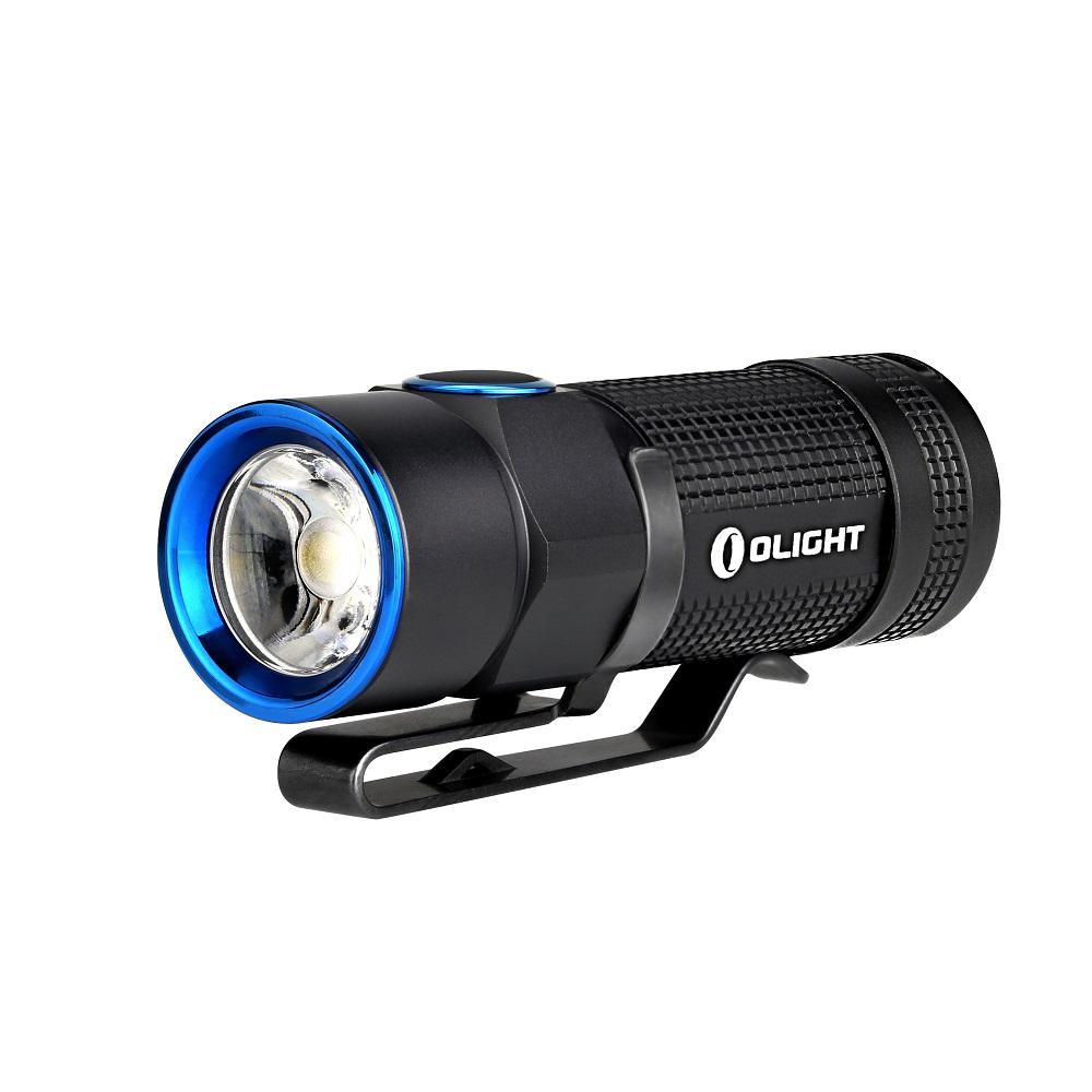 Linterna S1R Baton de Olight. Especificaciones y características.