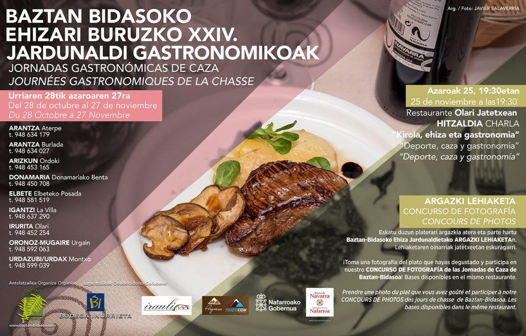 jornadas-gastronomicas-de-la-caza-de-baztan-bidasoa-cartel