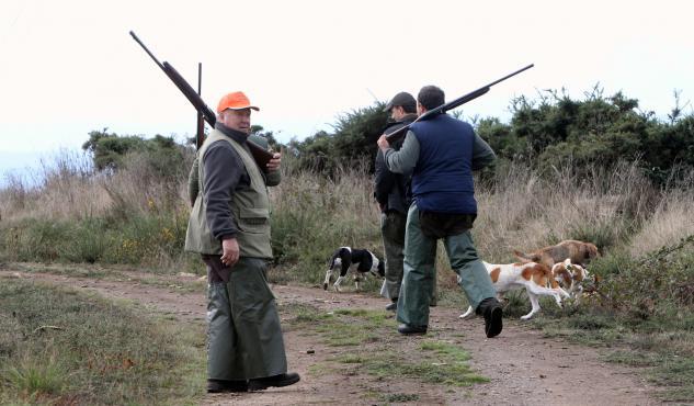 cazadores-gallegos