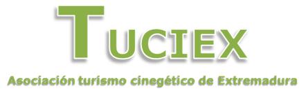 Logotipo de la Asociación de Turismo Cinegético de Extremadura