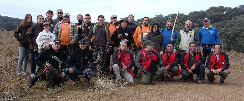 campeonato-autonomico-de-recorridos-de-caza-con-arco-2016-participantes