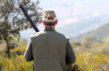 Un cazador durante una jornada de caza / Europa Press