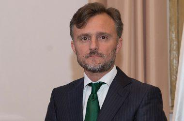 José Fiscal, consejero de Medio Ambiente de Andalucía