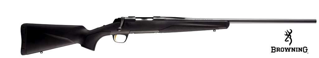Rifle de cerrojo Browning X-Bolt Super Feather Composite.