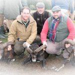 Uno de los muflones cobrados en Las Monteras (3).