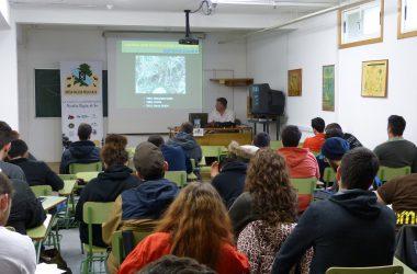 """Proyecto """"La caza a la escuela"""", fomentado por la Mesa Gallego por la Caza."""