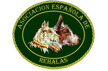 Logotipo de la Asociación Española de Rehalas.