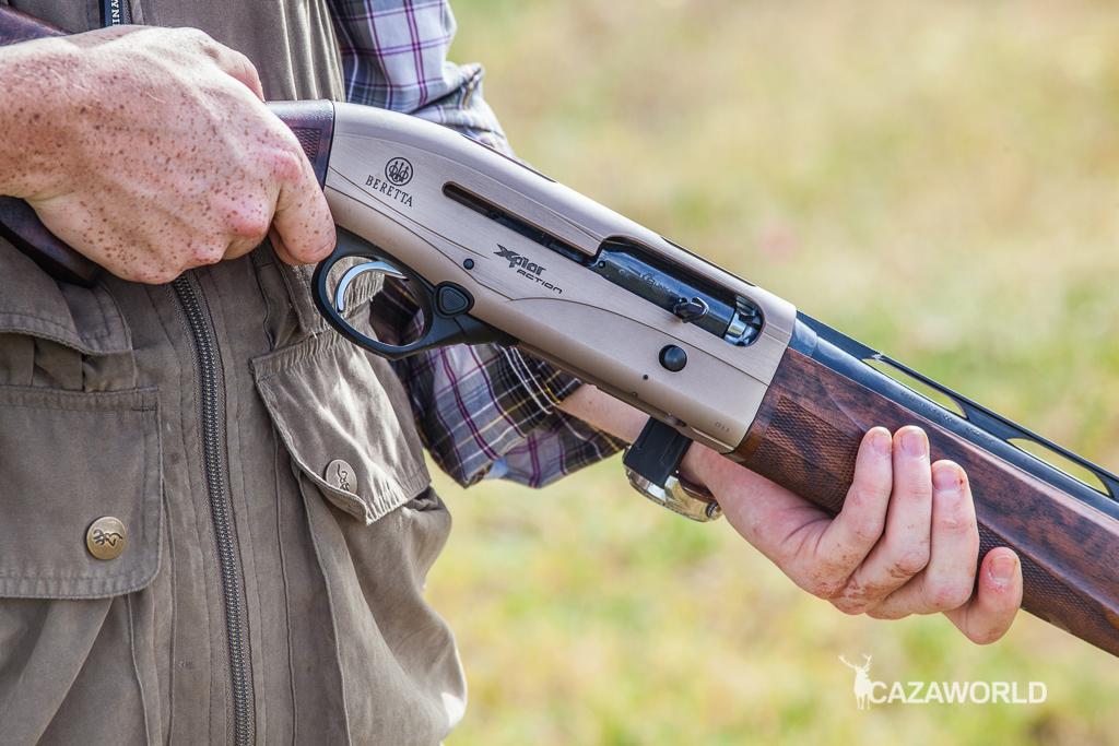 La Beretta A400 Xplor Action es una de las escopetas semiautomáticas más innovadoras de los últimos años.