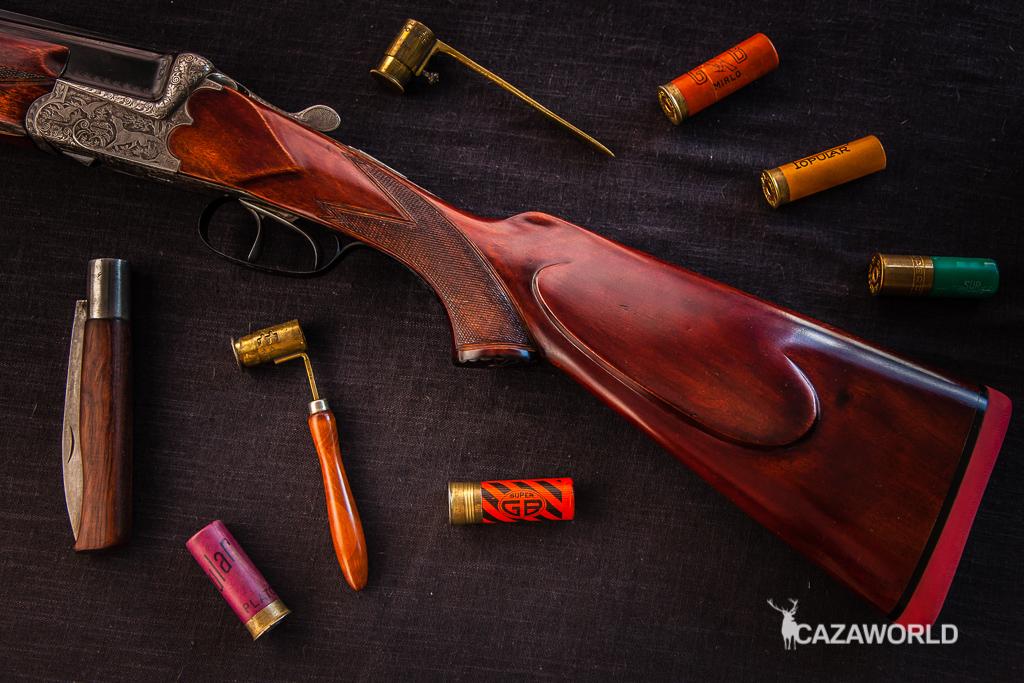 Culata de escopeta superpuesta