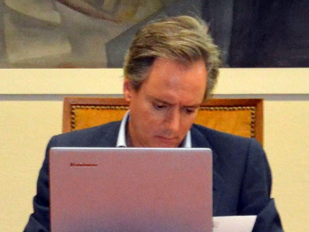 Óscar Beltrán es presidente de la ONC 3