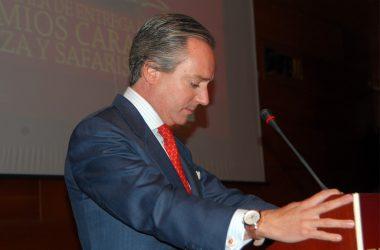 Óscar Beltrán es presidente de la ONC