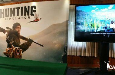 Tomás Carpentier Hunting Simulator