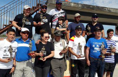 Campeonados del Campeonato de Compak Sporting de Castilla-La Mancha.