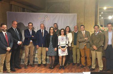 En la fotografía aparecen los ponentes en la reunión convocada por la Fundación Artemisan para presentar sus proyectos de investigación.