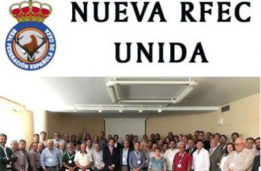 La Real Federación Española de caza vuelve a estar unida.