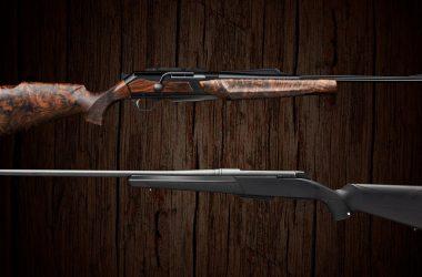Las armas reales licenciadas por Browning y Winchester para Hunting Simulator.