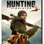 Carátula del juego de caza Hunting Simulator para PC y Steam.