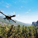 El juego Hunting Simulator también utiliza drones para ver dónde están los animales.