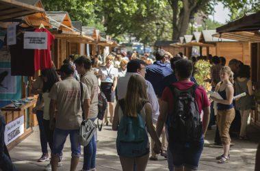 Imagen de la feria MADBird que atrajo a más de 30.000 visitantes este fin de semana.