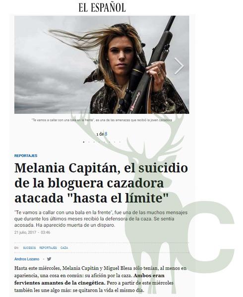 El Español Mel Capitán