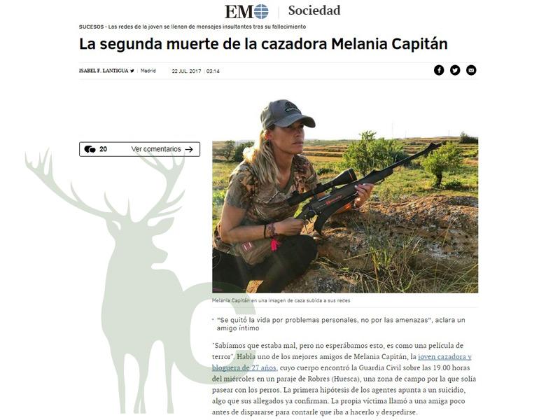 El Mundo Mel Capitán