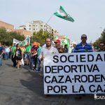 La Sociedad Deportiva de Caza Rondense en apoyo a la caza.