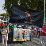 La Asociación Interprofesional de la Carne de Caza ha estado presente en la manifestación del mundo rural.