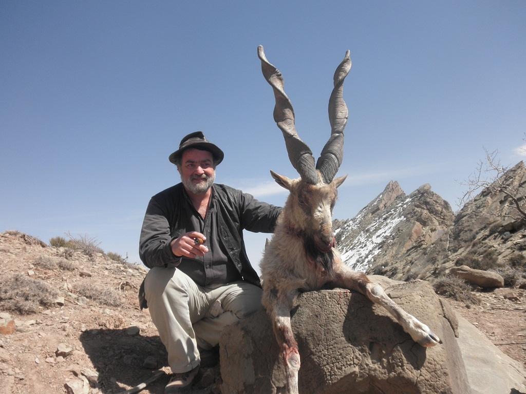 Ignacio Ruiz-Gallardon solo caza animales autóctonos y salvajes