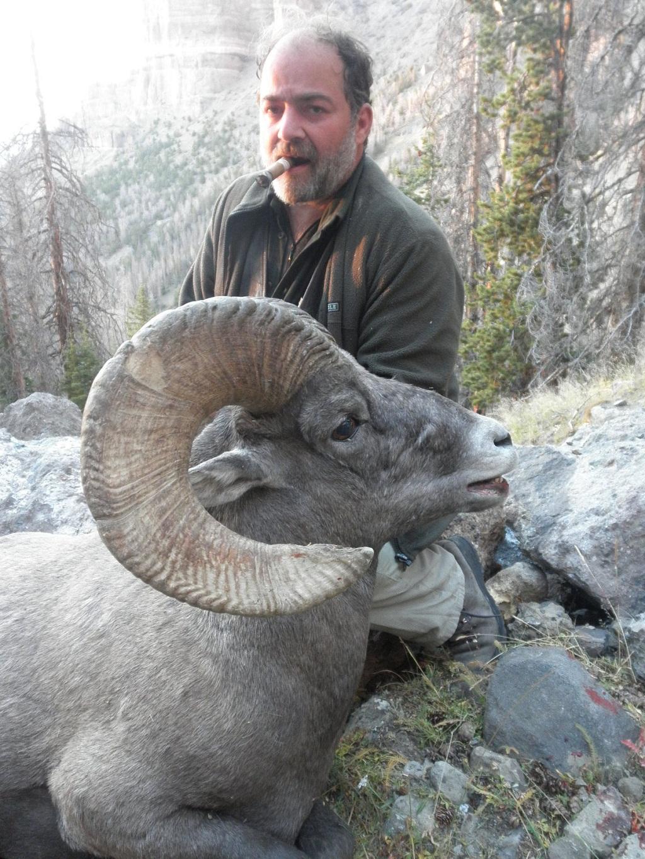 Ignacio Ruiz-Gallardon es cazador de alta montaña 2