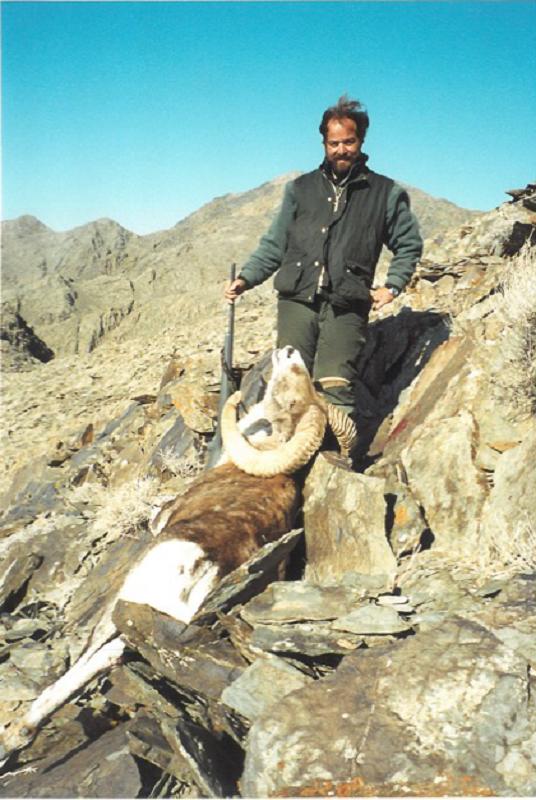 Ignacio Ruiz-Gallardón entiende la caza en silencio, soledad y con esfuerzo