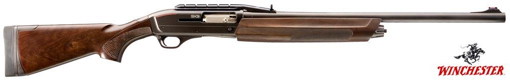 Escopeta semiautomática Winchester SX3 Big Game Combo.
