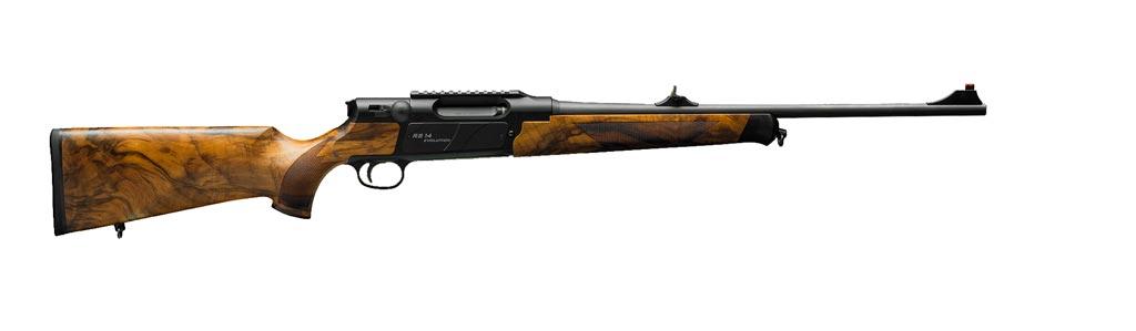 Fotografía del rifle de cerrojo rectilíneo Strasser RS 14 Evolution standard