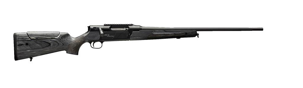 Fotografía del rifle de cerrojo rectilíneo Strasser RS 14 Evolution Thar