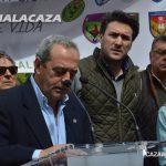 Discurso de Antonio García Ceva, presidente de la Federación Madrileña de Caza.
