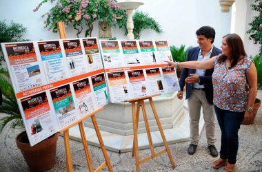 Presentación d ela feria Intercaza 2018 en Córdoba