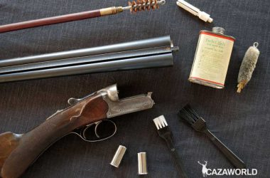Cómo limpiar una escopeta de caza o tiro