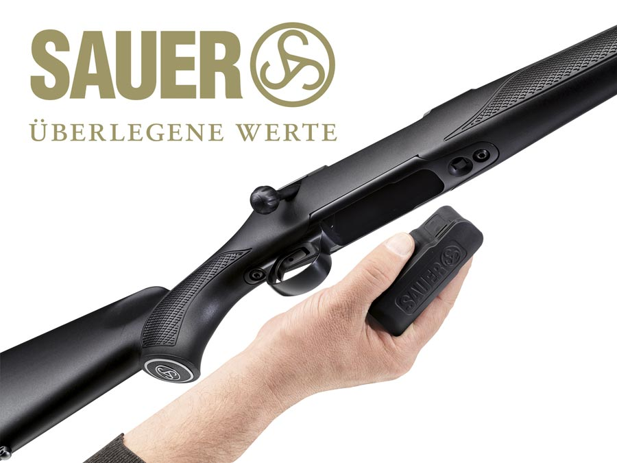 Cargador del Sauer S100