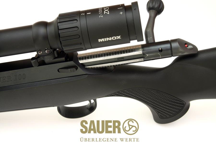 Cerrojo del rifle Sauer S100