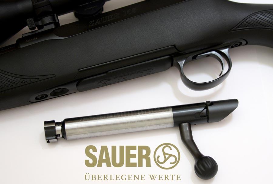 Cerrojo de rifle Sauer S100