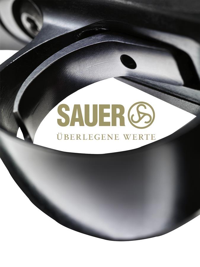 Gatillo del rifle Sauer S100