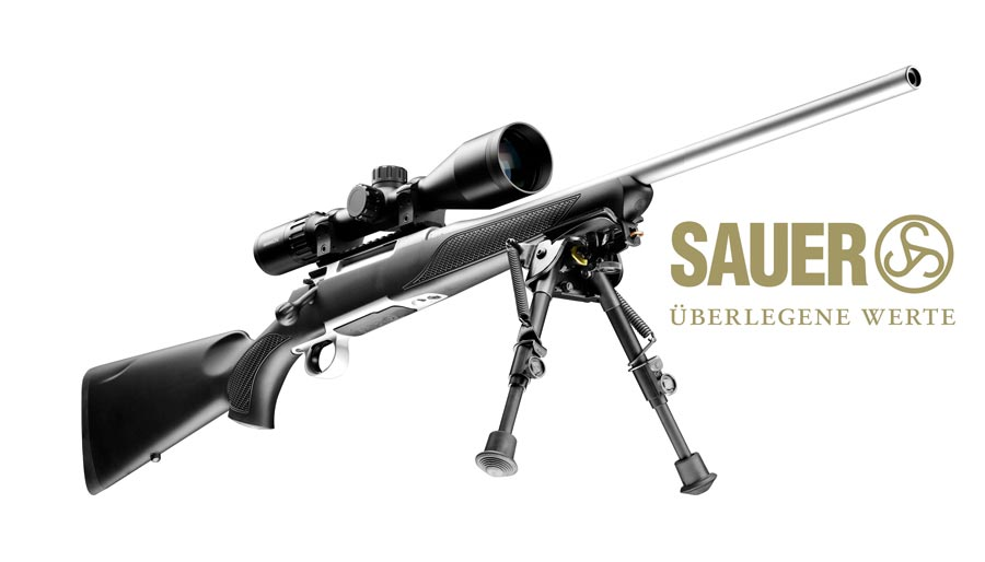 Rifle Sauer S100 Ceratech
