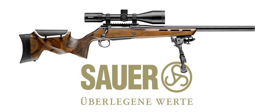 Rifle Sauer S100 FieldShot