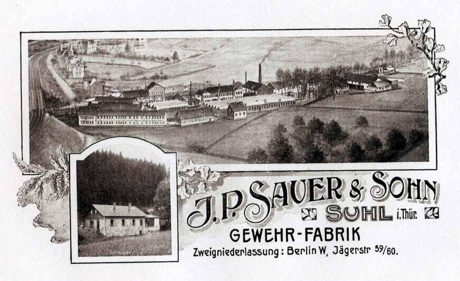 Fábrica de Sauer & Sohn